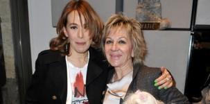 Barbara D'Urso e Nenella Impiglia