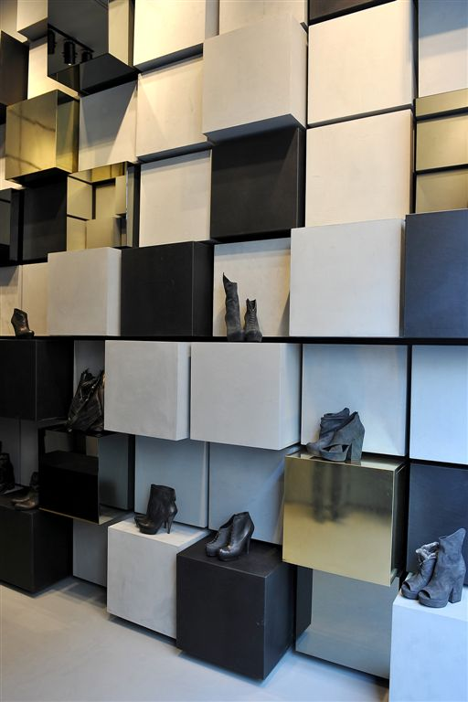 La nuova boutique Vicmatie' a Milano