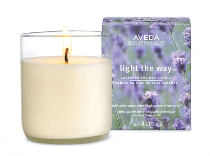 AVEDA Candela Light the Way