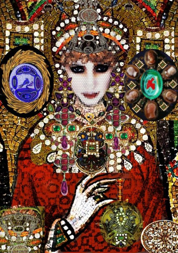 Mosaico by Christian Lacroix per SICIS