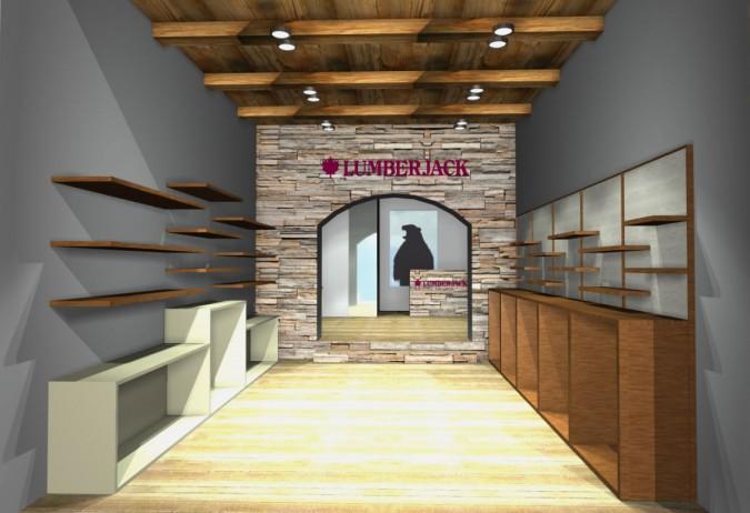 Concept Store Lumberjack
