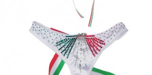 Seduzioni Diamonds_Intimo Tricolore by Valeria Marini
