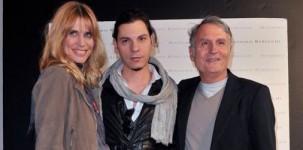 Filippa Lagerback, Roberto Amadè, Massimo Rebecchi