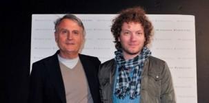 Massimo Rebecchi con Matteo Beccucci