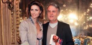 Martina Colombari con Massimo Rebecchi