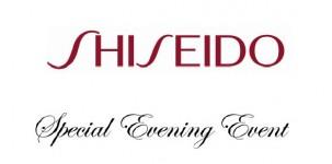 SHISEIDO Special Event