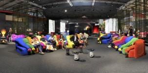 Salone Satellite al Salone del Mobile di Milano. Foto di Luciano Pascali. Courtesy Cosmit spa