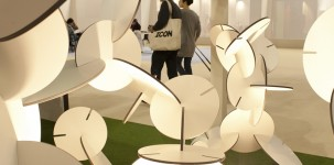 Salone Satellite al Salone del Mobile di Milano Courtesy Cosmit spa