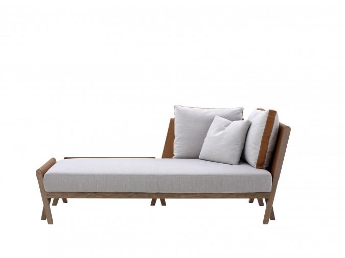 Herm s propone mobili per la casa al salone del mobile for Divano hermes