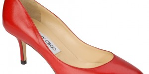 Il modello Irina by Jimmy Choo indossato da Michelle Obama