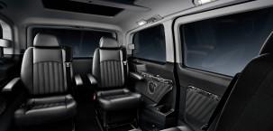 Interni Mercedes-Benz Viano Avantgarde Edition 125