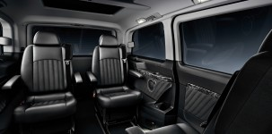 Interni Mercedes-Benz Viano Avantgarde Edition 125