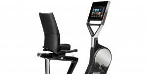 La cyclette Recline Personal by Technogym