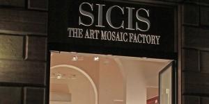 Inaugurazione dello showroom SICIS a Roma