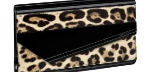 La bosetta Jimmy Choo - modello leopardato - indossata da Tamara Mellon