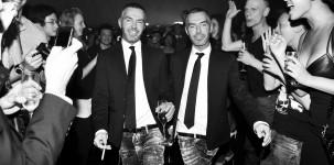 I gemelli-stilisti Dean & Dan Caten