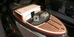 Hodgdon Yachts Custom Yacht Tender