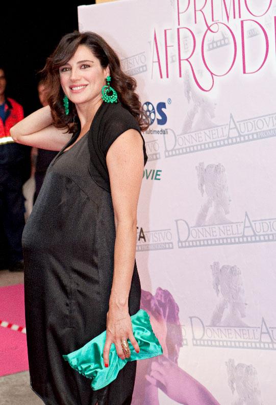 Luisa Ranieri al Premio Afrodite organizzato da Carita - photomovie-emmepieventi
