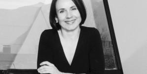 La designer Monica Armani