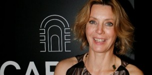 Margherita Buy al Premio Afrodite organizzato da Carita - photomovie-emmepieventi