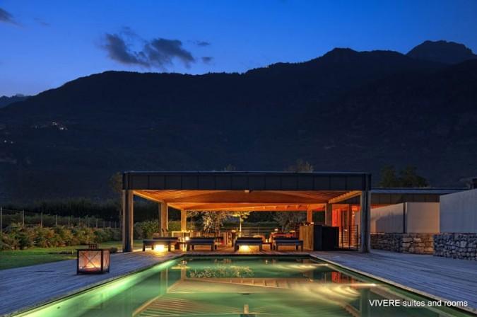 VIVERE piscina e veranda