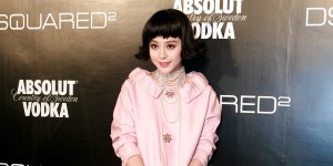 Fan Bing Bing al party DSQUARED²