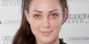 Joelle K. Jabra, 25 anni, è la ragazza che ha vinto il casting indetto da Polimoda e Luisaviaroma per trovare volti nuovi nella moda