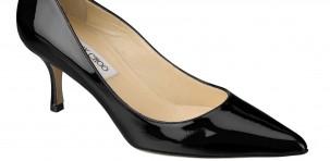 La scarpa Lizzy by Jimmy Choo indossata dalla first lady Samantha Cameron per il compleanno del principe Filippo