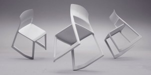 Tip Ton chair by VITRA & Barber Osgerby