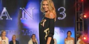 Elenoire Casalegno sfila per EAN 13 a Sfilata d'amore e moda