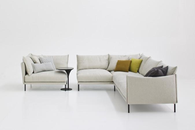 Gentry Sofa disegnato da Patricia Urquiola per Moroso
