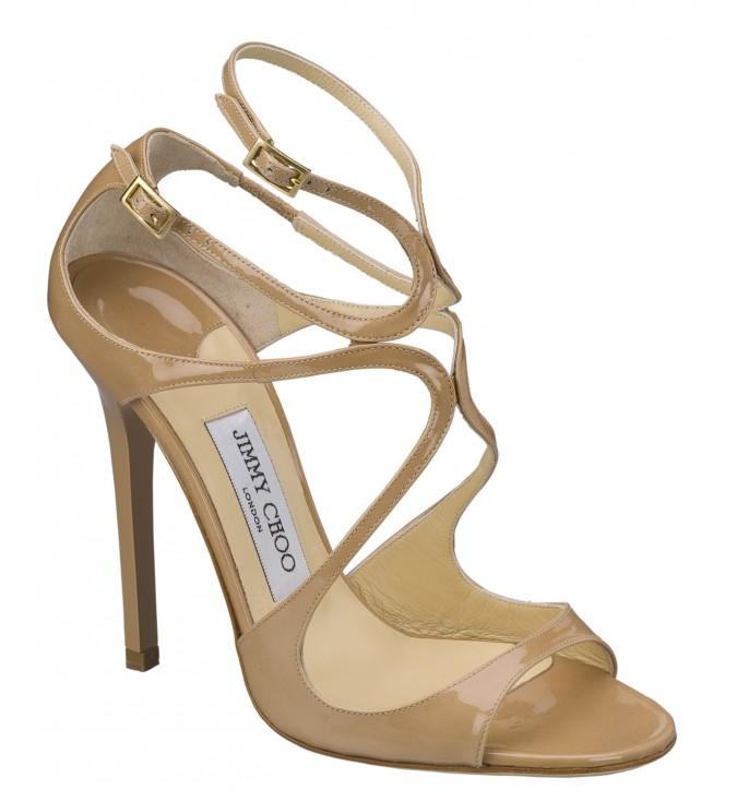 """La modella Heidi Klum ha scelto il modello """"Lance"""" della linea Choo 24:7 Collection, by Jimmy Choo"""