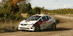Seconda manche a Ypres per Martin Kangur e Honda Civic Type R