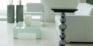 Seguso Interiors: creazioni in vetro di Murano