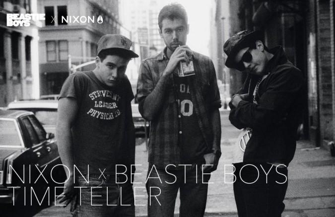 Orologio Beastie Boys by Nixon
