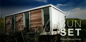 Casa Mobile Sunset by Hangar Design Group
