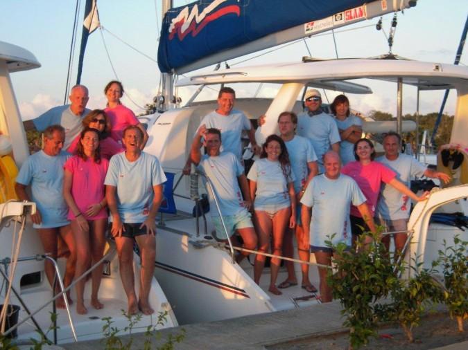 Vacanza in barca in Belize con gli skipper di Horca Myseria