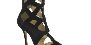 Stivale Flora Black suede by Jimmy Choo autunno/inverno 2011-12