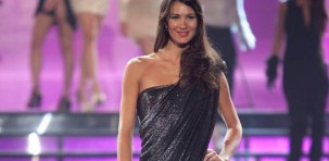 Gloria Bellicchi testimonial per BYBLOS_a Miss_Italia 2011
