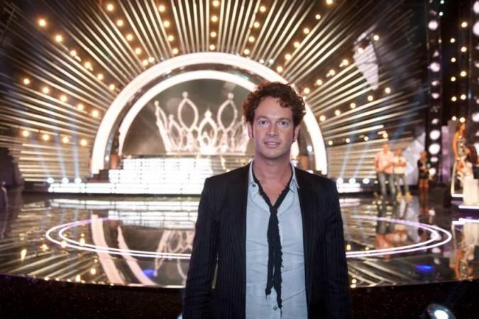 Manuel Facchini, direttore creativo di BYBLOS, a Miss_Italia_2011