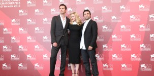 "Madonna a Venezia: photo-call e press conference per il film ""W.E."" (foto ASAC)"