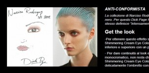 Shiseido: Look anticonformista
