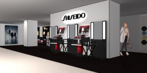 Shiseido area make up