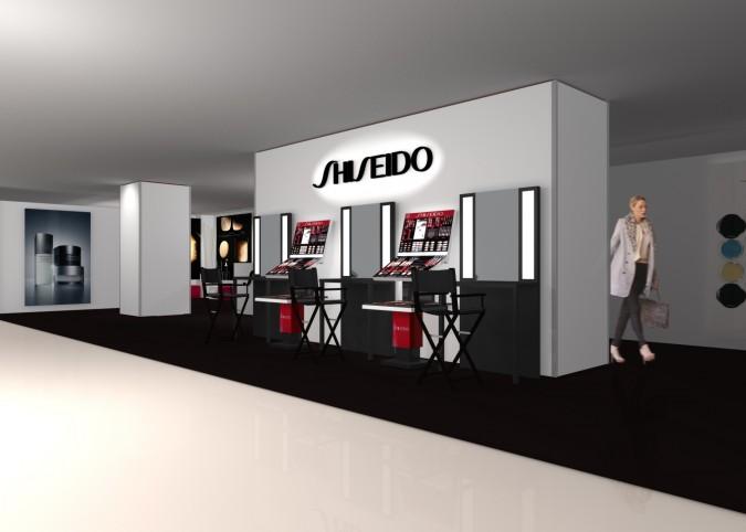 Shiseido area make up