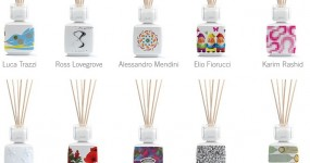 Mr. & Mrs. Fragrance: diffusori d'autore
