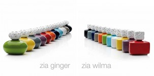 Mr. & Mrs. Fragrance: zia Ginger e Zia Wilma