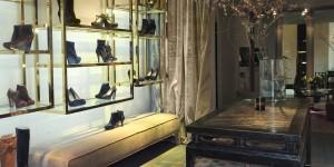 Il brand di calzature Pura Lopez apre a Roma in Piazza di Spagna