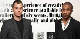 Kaya Sorhaindo e Joseph Quartana, fondatori di Six Scents Parfums