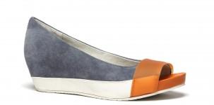 Logan P/E 2012 scarpe dècollleté SQUUEZE - AVIO orange