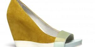 Logan P/E 2012 scarpe dècollleté SQUUEZE - CEDRO acqua